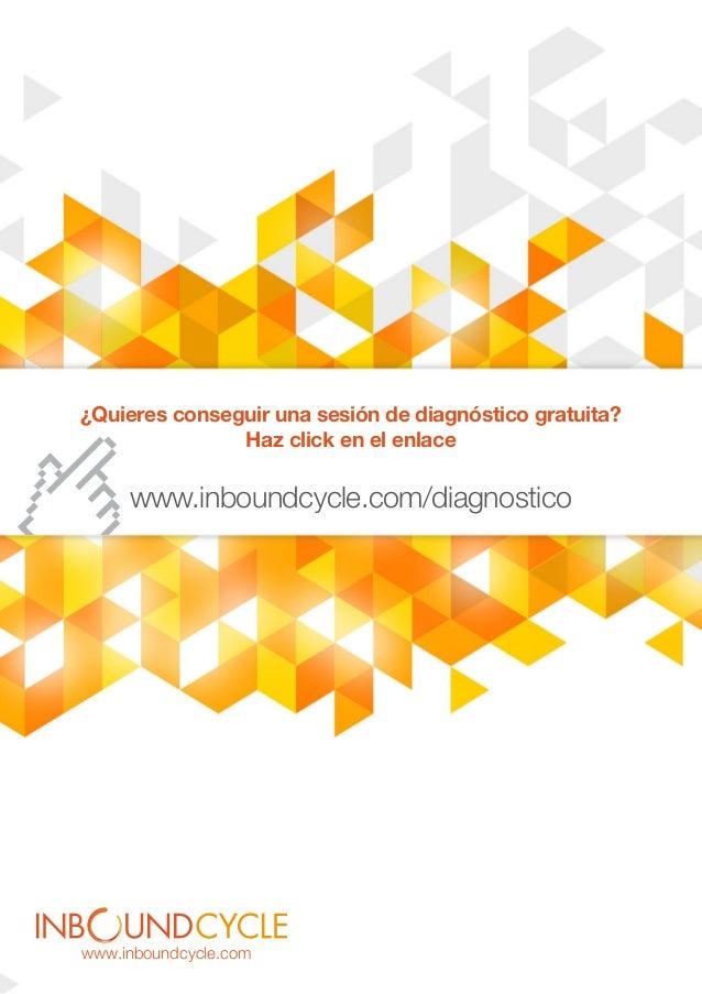 ¿Quieres conseguir una sesión de diagnóstico gratuita? Haz click en el enlace www.inboundcycle.com/diagnostico www.inbound...