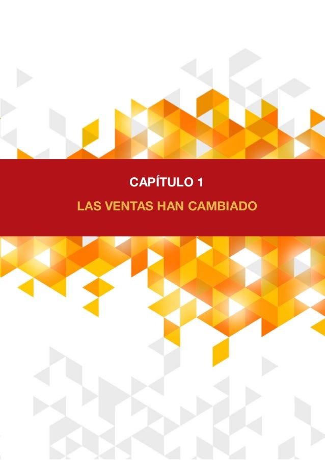LAS VENTAS HAN CAMBIADO CAPÍTULO 1