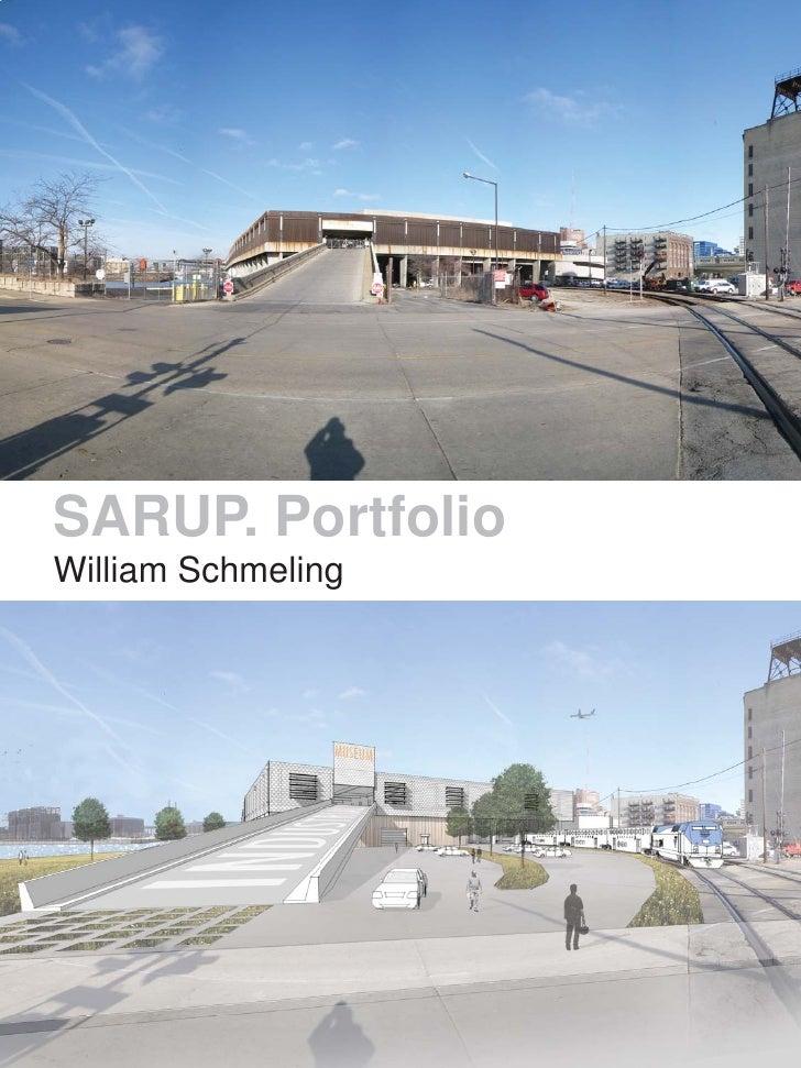 SARUP. Portfolio William Schmeling