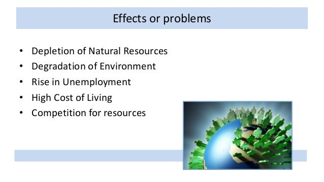 Effects Of Depletion Of Natural Resources Wikipedia