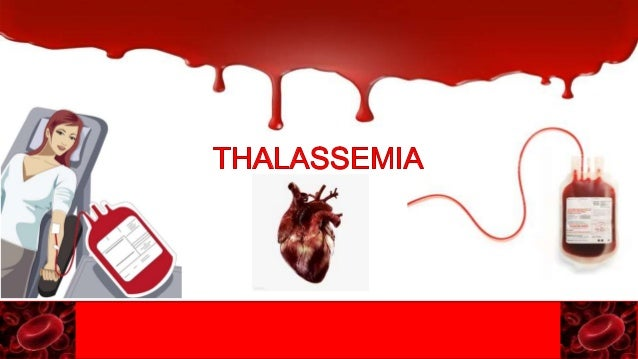 what are the effects of thalassemia