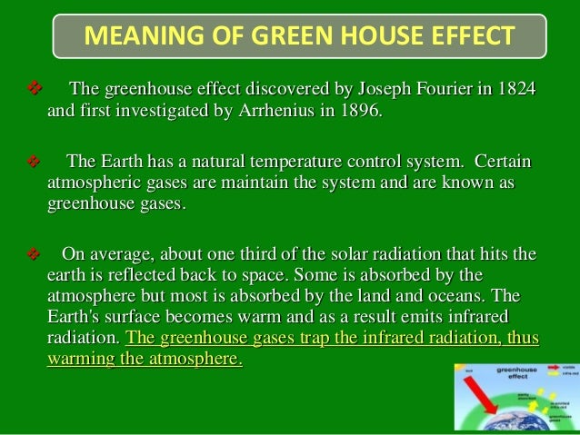 Is it Getting Hot in Here? Investigate the Greenhouse Effect