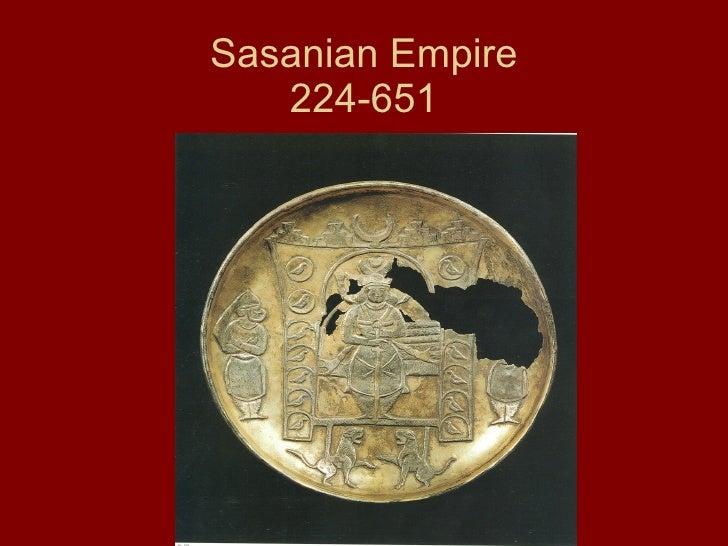 Sasanian Empire 224-651
