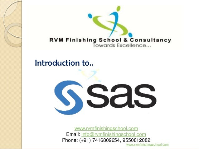 Introduction to..           www.rvmfinishingschool.com        Email: info@rvmfinishingschool.com       Phone: (+91) 741680...