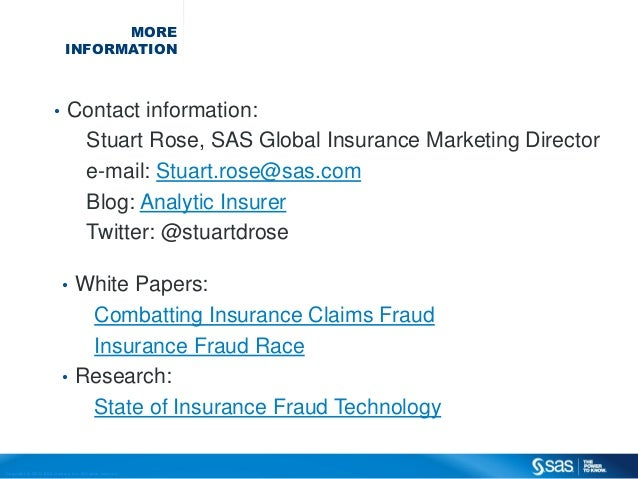 frauds in insurance essay Read insurance fraud free essay and over 88,000 other research documents insurance fraud insurance fraud insurance fraud is becoming one of the top forms of fraud in america.