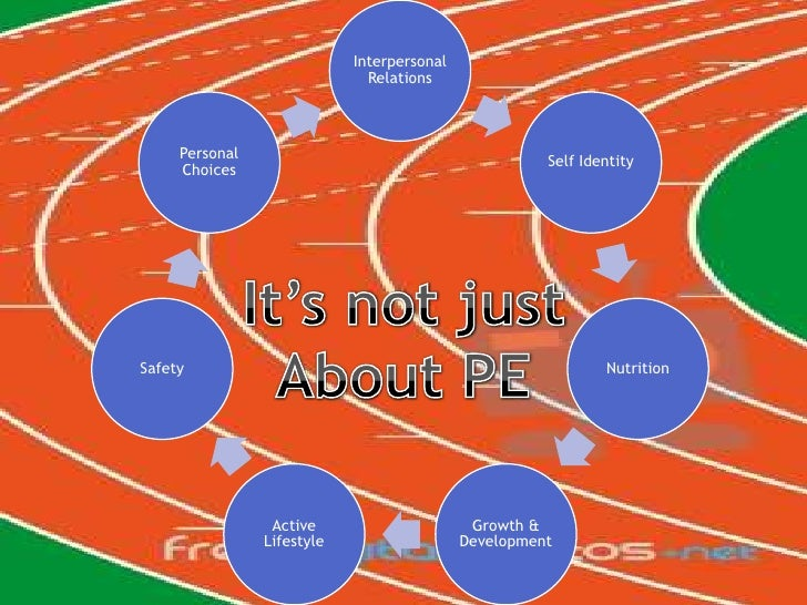 It's not just<br />About PE<br />