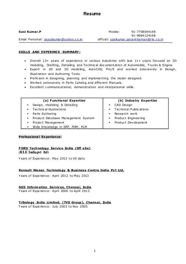 auto - Auto Detailer Resume