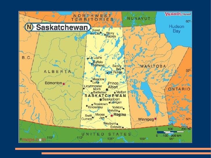 Saskatchewan   Laura Y Aida  Ingles Slide 2