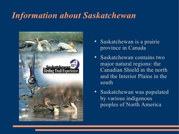 Saskatchewan   Laura Y Aida  Ingles Slide 3
