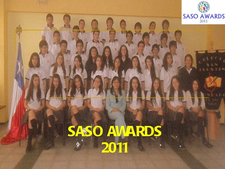 SASO AWARDS 2011