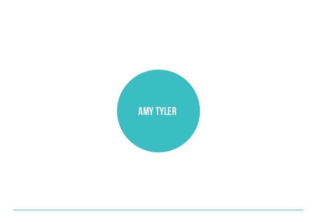 AMY TYLER AMY TYLER