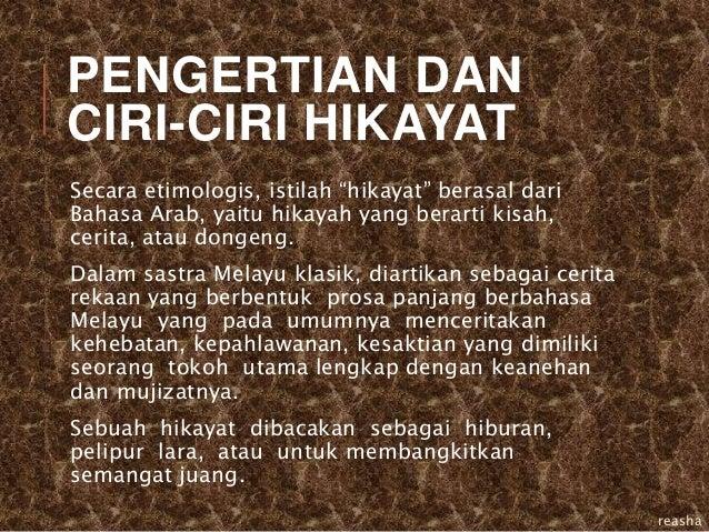 Sasra Melayu Klasik