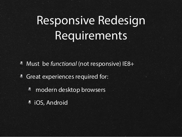 How Sass Can Simplify Responsive Design Slide 3