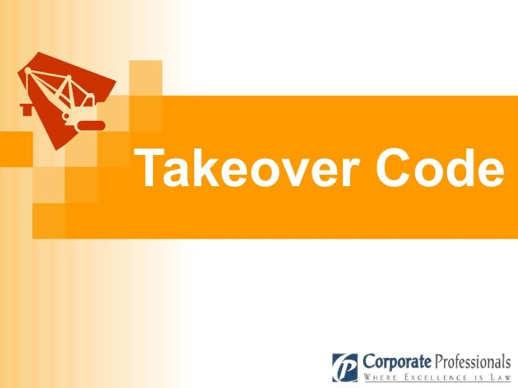Takeover Code