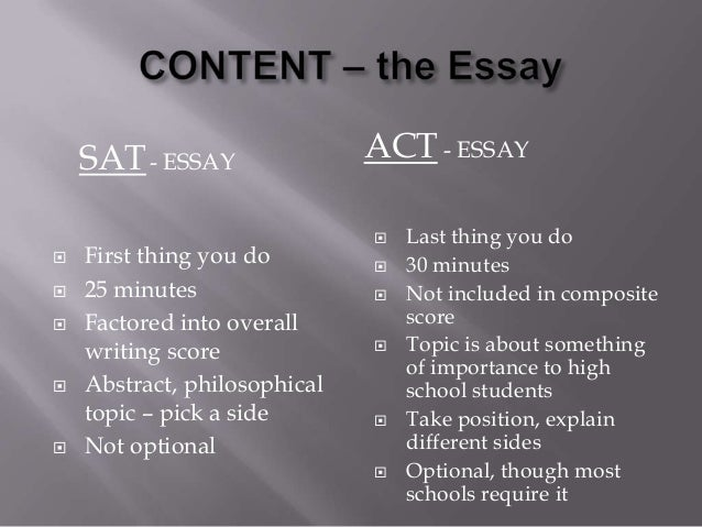 The NEW New ACT Essay  Understanding the Changes to Improve Your Essay Score     YouTube
