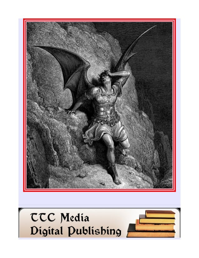 SATAN BY LEWIS SPERRY CHAFER 1909 Special Edition brought to you by; Chuck Thompson of TTC Media Digital Publishing; July,...