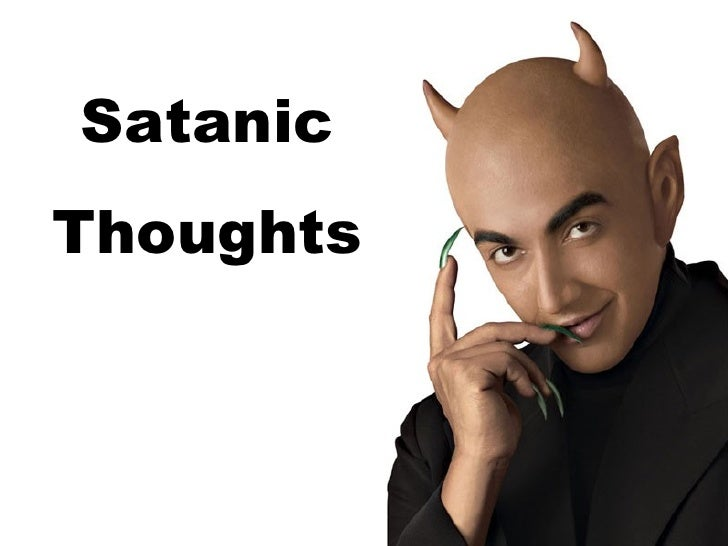 Satanic Thoughts