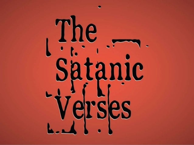 The Satanic Verses Summary & Study Guide - BookRags.com