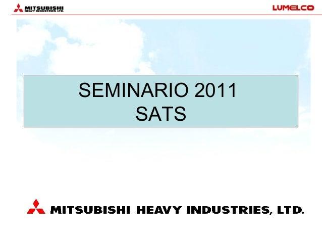 1SEMINARIO 2011SATS