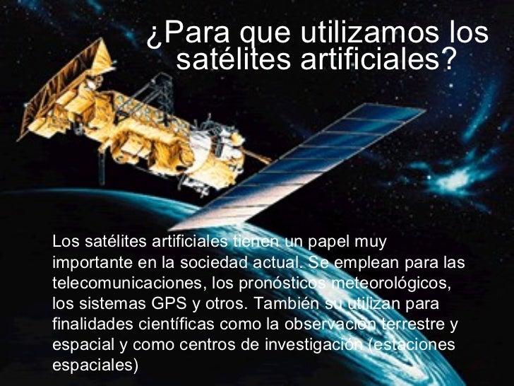 Como se hace el satelite artificial de papel un cintur for Como se hace un lago artificial