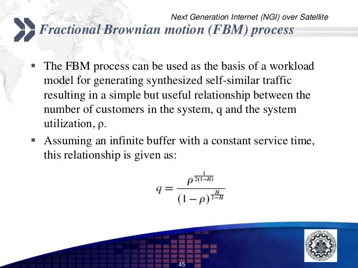 relationship between brownian motion and ito process pdf