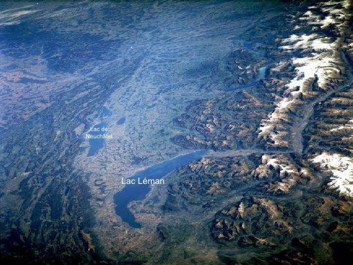 Lac Léman Lac de Neuchâtel