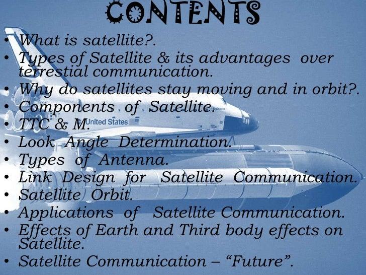 Satellite   communication Slide 2