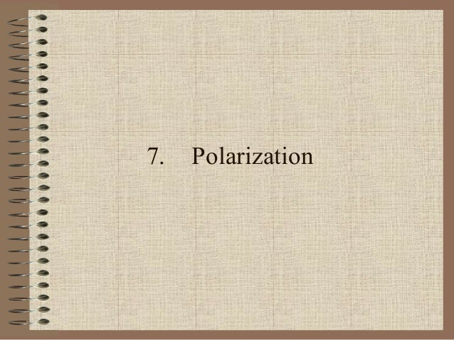 """Cont… • Polarization is also describe as the """"direction of vibration"""" on the radio wave. • It depends the orientation of e..."""