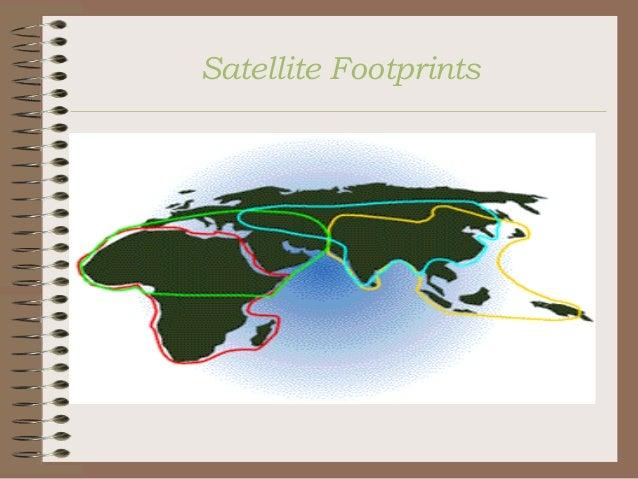 Satellite Footprints