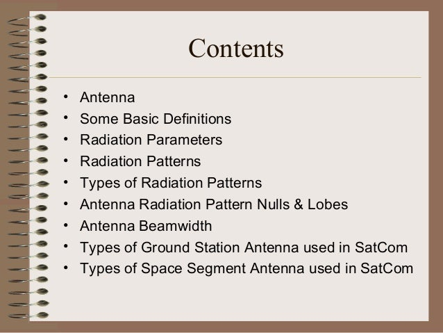 Gain in theory • Since all real antennas will radiate more in some directions than in others, you can say that gain is the...