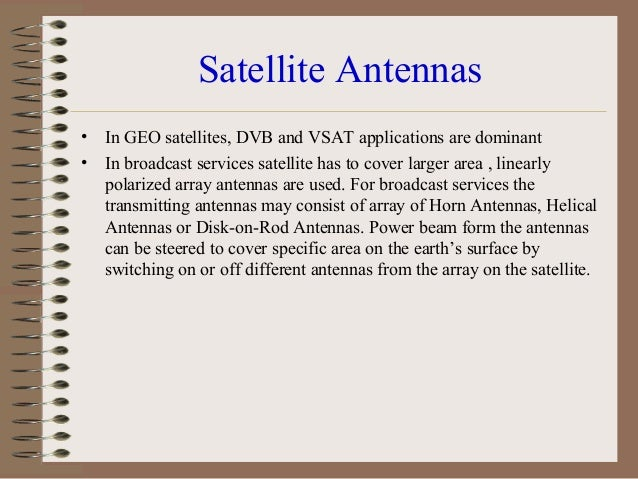 Receiving Earth Station – Antenna Gain – LNA /LNB Noise Temperature – Other Equipment