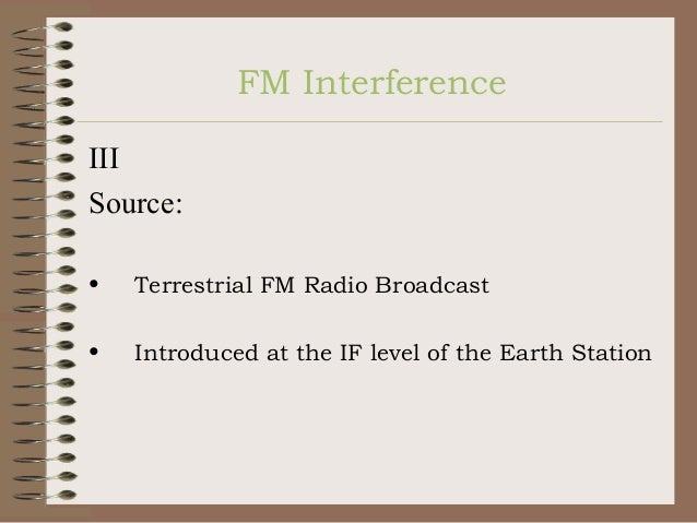 Intermodulation Interference Description: • The frequencies of the Intermodulation products are:  – 2f1-f2 – 2f2-f1  f1: f...