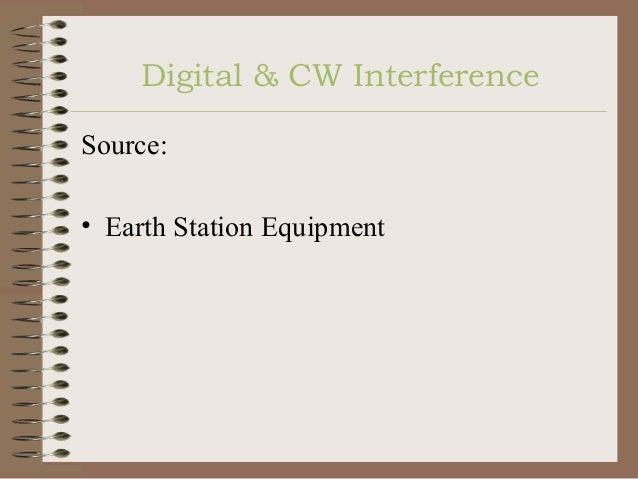 Raised Noise Floor Prevention: • Use good E/S setup • Set suitable gain of E/S equipment • Do not increase the U/L power w...