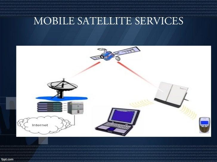 mobile satellite communication networks pdf
