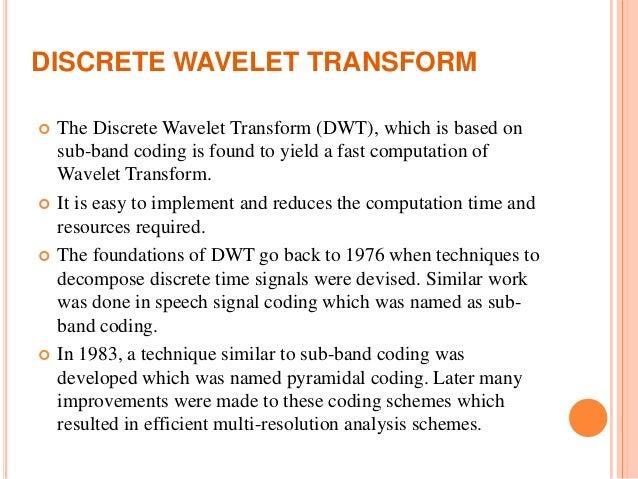 Satellite image contrast enhancement using discrete wavelet