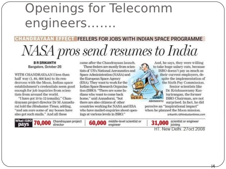 Satellite services in India