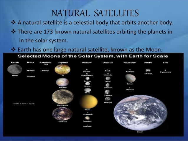 essay on natural satellites Below is an essay on is space exploration worth the cost weather satellites it is easy to predict natural calamities such as floods.