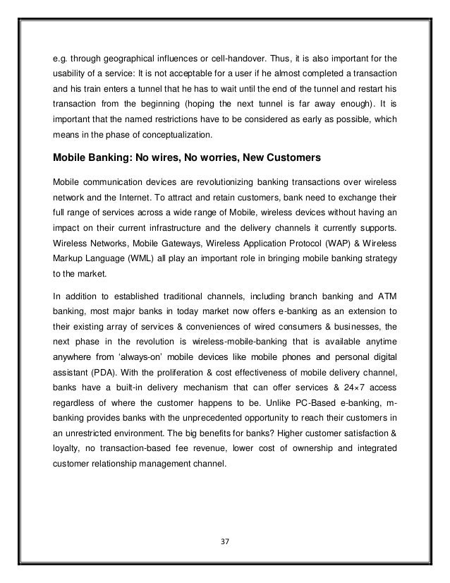 literature review customer perception on mobile banking A customer perception and satisfaction survey for a chinese buffet (title) hospitality & tourism  chapter ⅱ: literature review.