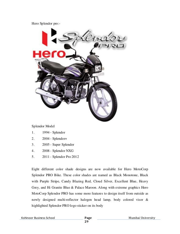 Hero Honda CBZ
