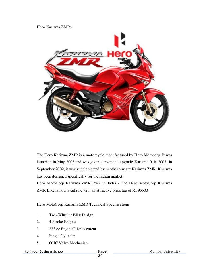 Hero Two Wheelers Motorcycle Prices Latest Bikes In India