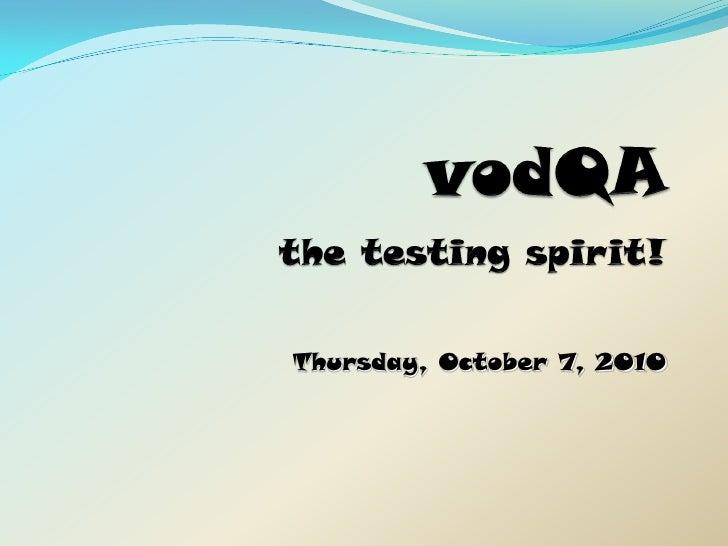 Thursday, October 7, 2010