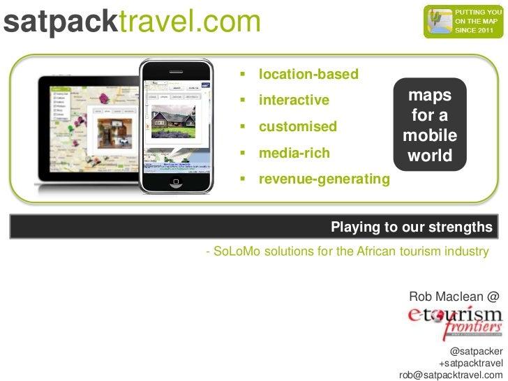 satpacktravel.com                    location-based                    interactive                maps                  ...