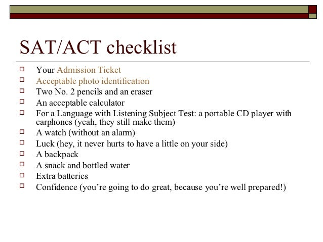 Where can I get my ACT admission ticket?