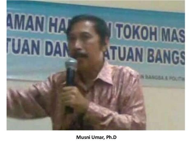 Musni Umar Satpol Pp Bangun Cinta Dan Empati Hilangkan Citra Negati