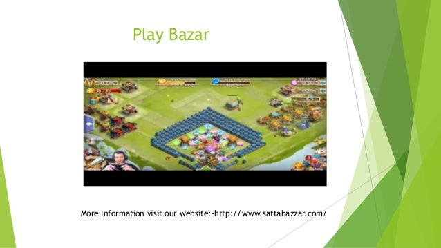 play bazar satta game