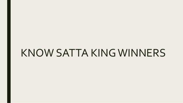 Satta King - Gali Disawar