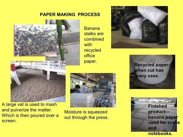 Ugandan Entrepreneur Makes Paper Bags From Banana Stalk