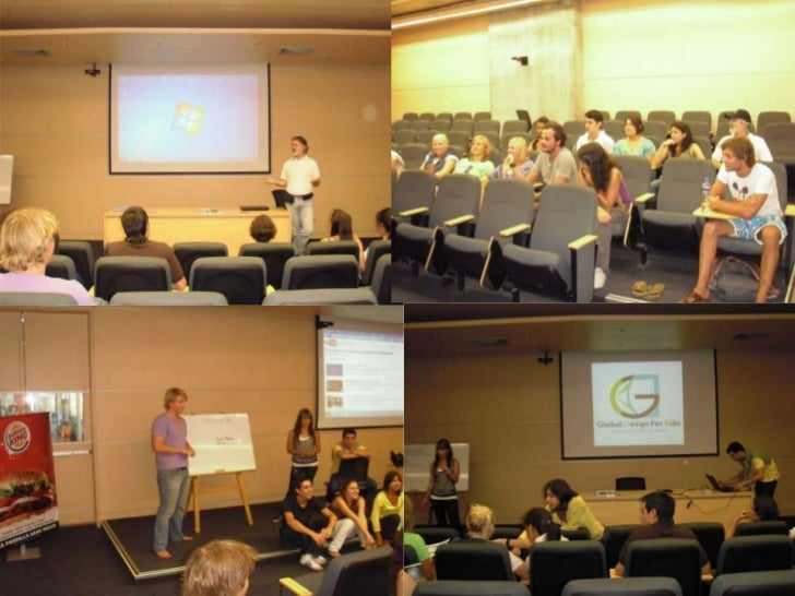 Saturday presentation of the project