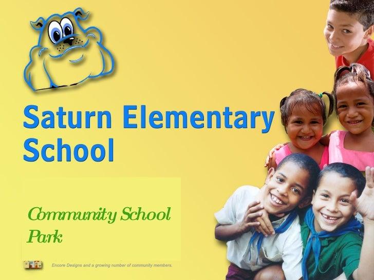 Community School Park
