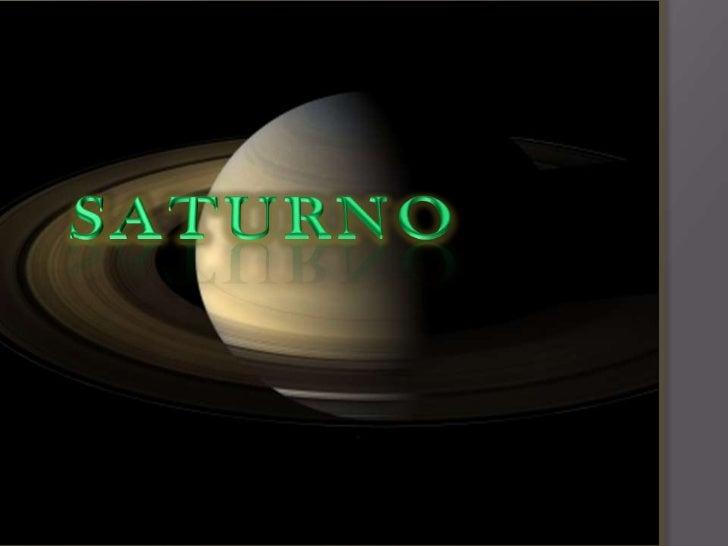 Saturno<br />